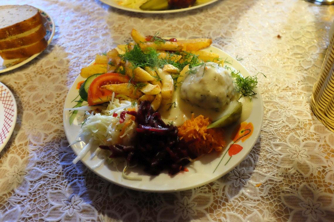 14 - Kotletai (pusė porcijos)