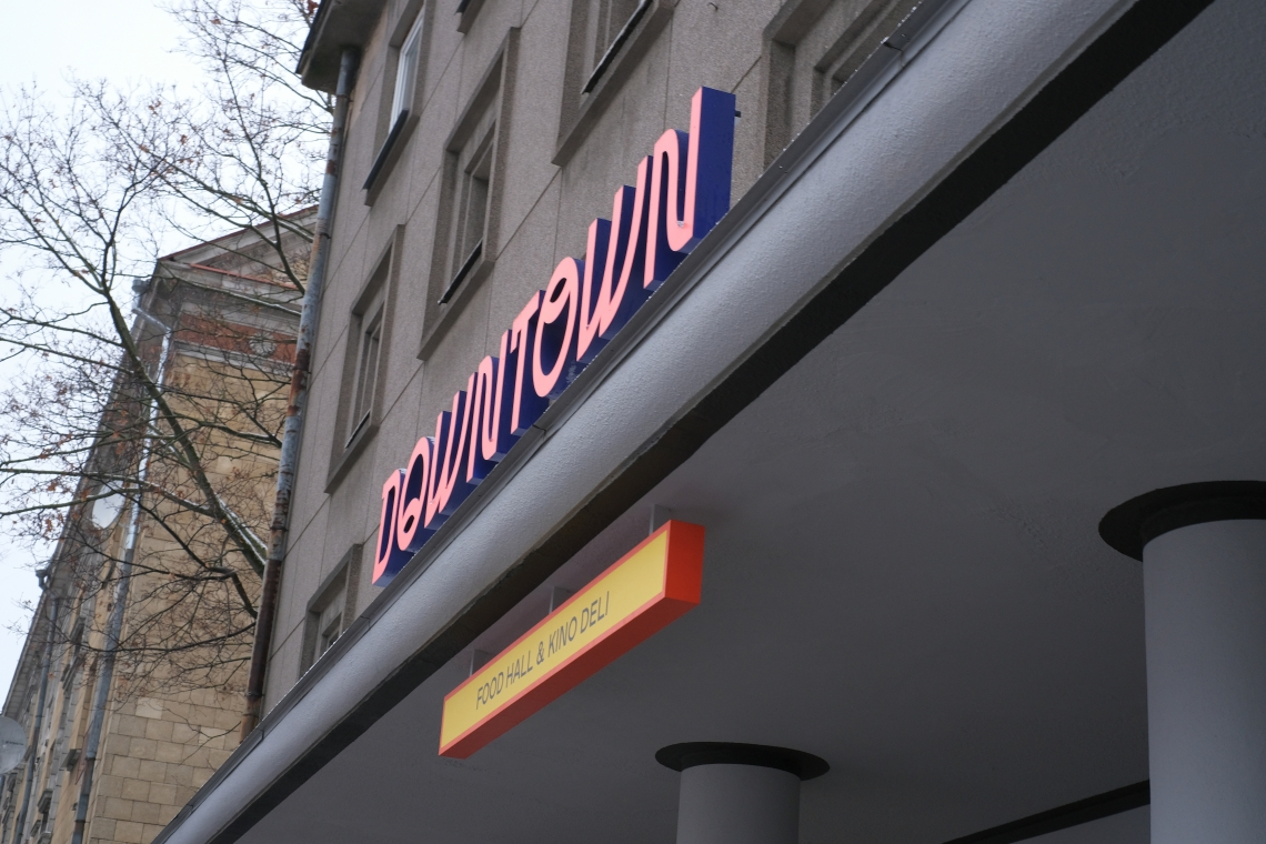 001 Restoranų kiemelis Downtown