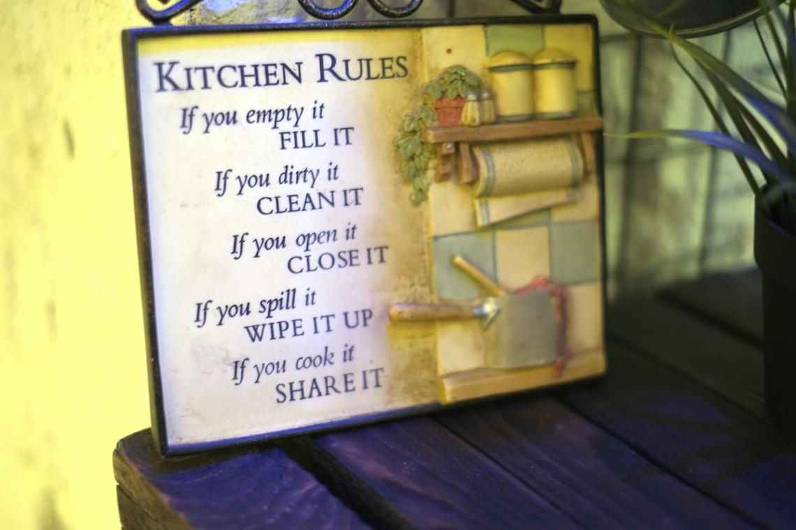 005 Virtuvės taisyklės