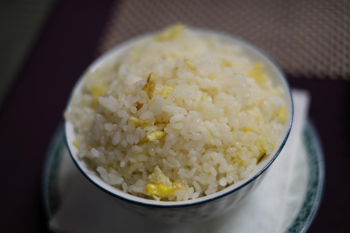 012 Ryžiai su kiaušiniu
